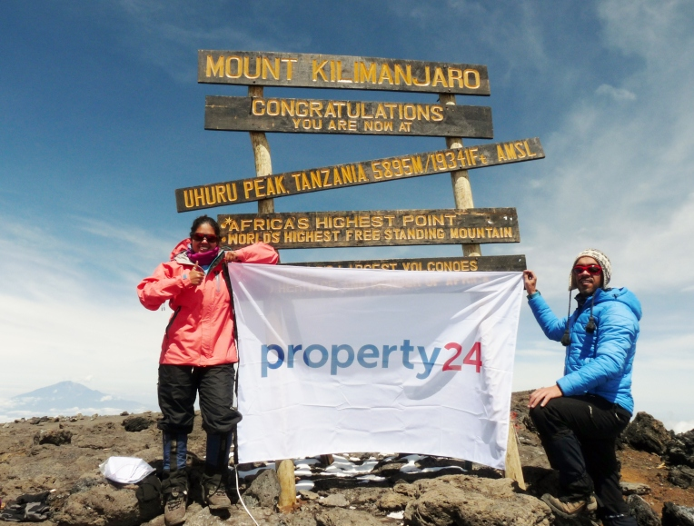 Day 5: Property24 at the top of Africa